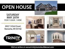 trinity homes custom home builders in southeastern wisconsin