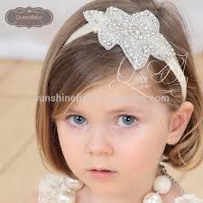 rhinestone headbands baby rhinestone bling headbands newborn christening