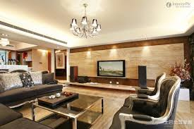 long floating shelves tv wall design and living room tv on