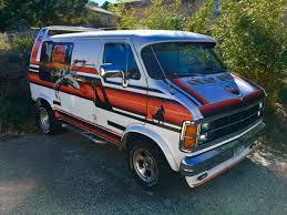 dodge truck car just listed 1979 dodge ram star wars tribute van automobile