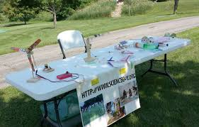 kirby built picnic tables scienceguyorg ramblings 4th of july as science guy