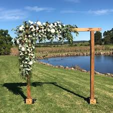 wedding arches newcastle ceremony props for weddings and events in south coast
