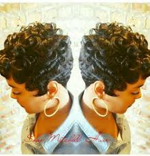 black soft wave hair styles 19 cute wavy curly pixie cuts we love pixie haircuts for short