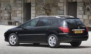 peugeot estate cars peugeot 407 sw estate review 2004 2011 parkers