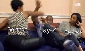 Solange Meme - solange meme beyonce jay z calvinblanco