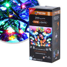 100 multi outdoor led battery operated lights with timer outdoor