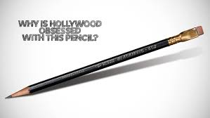 blackwing 602 why is hollywood obsessed with this pencil