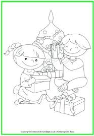 coloring pictures of christmas presents presents coloring pages presents 3 christmas presents coloring pages