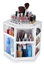 Organizing Makeup Vanity Pin By Eloá On Organização Pinterest Dorm Organizations And