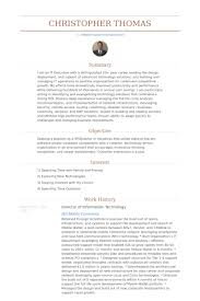 director of information technology resume samples visualcv