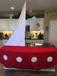 nautical baby shower ideas nautical baby shower party ideas sailing boat dessert table and