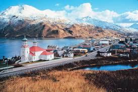 Alaska Map With Cities And Towns by Unalaska Alaska Wikipedia