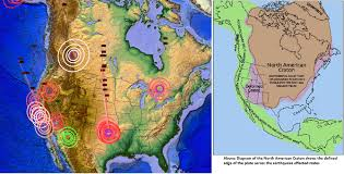 United States Earthquake Map by Earthquake Unrest Across United States U2013 Large Iceland Volcanic