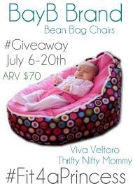 bayb bean bag chairs fit4aprincess thrifty nifty mommy
