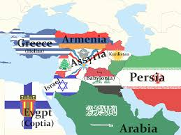 Blank Map Of Middle East by A Blank Map Thread Page 266 Alternate History Discussion