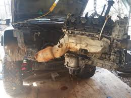 nissan pathfinder engine replacement completed 06 flex fuel to 09 vvt flex fuel engine swap nissan