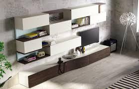 napol soggiorni un soggiorno in legno e bianco napol arredamenti