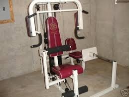 Competitor Workout Bench Gym Competitor Series Exercise Set