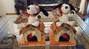 halloween baron snoopy flying doghouse 572054 youtube