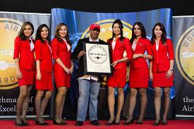 airasia uniform airasia world branding awards