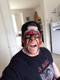 Challenge La Beast L A Beast On The New Ultimatewarrior Gauntlet