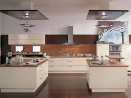 modern kitchen contemporary walnut kitchen cabinets