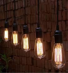 pendant light bulbs bare bulb pendant light lightandwiregallery com