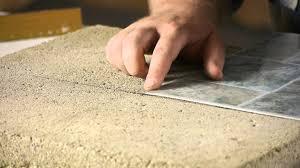 vinyl tile on concrete basement floor basements ideas