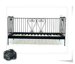 Metal Daybed Frame Ikea Black Iron Bed Popular Of Bed Metal Metal Bed Frame