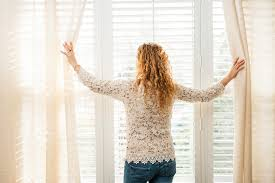 Curtains And Blinds How Should Curtains And Blinds Work Together Utah Blinds Gallery