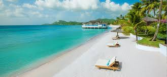 sandals halcyon beach luxury resort in castries st lucia sandals