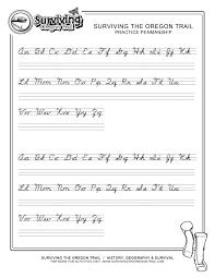 free cursive writing worksheets worksheets releaseboard free