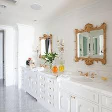 white vanity bathroom ideas white and gold bathroom design ideas