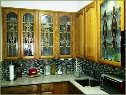 Kitchen Cabinet Glass Inserts by Kitchen Cabinet Glass Inserts Black Kitchen Cabinets With Glass
