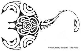 hawaiian tattoos flower tribal band tattoo designs
