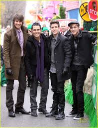 big time won t forget about you at macy s thanksgiving