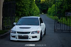 mitsubishi lancer evolution 9 elree u0027s 2006 lancer evolution ix mr lower standardslower standards