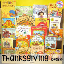 thanksgiving activities and centers for preschool pre k and