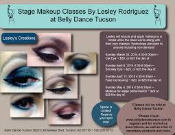 Stage Makeup Classes Past Workshops Belly Dance Tucson