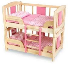 barbie doll bunk beds pictures reference