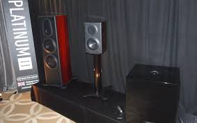 home theater candy display ces 2016 speakers under 20 000 the absolute sound