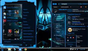 cool geometric for windows 7 themes free windows 7 visual styles