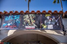 halloween horror nights hollywood map category