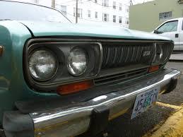 nissan stanza wagon slammed curbside classic 1974 datsun 710 wagon u2013 third time u0027s the charm