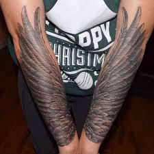 best 25 forearm wing tattoo ideas on pinterest wing tattoo arm