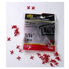 Tile Installation Tools 3 16 Tile Spacers 150 Bag M D Building Products Inc