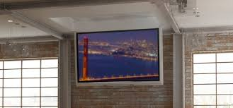 Drop Down Tv From Ceiling by Future Automation Millennium Sounds Indiana Smart
