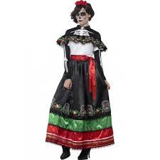 catrina costume disfraz de catrina mexicana para mujer autumn