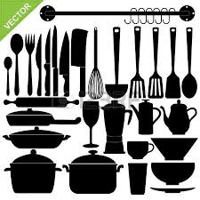 Kitchen Utensils And Tools by 83 692 Kitchen Utensils Stock Illustrations Cliparts And Royalty