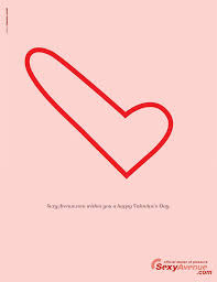 valentines day for 40 clever creative s day ads hongkiat